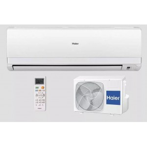Кондиционер Haier HSU-09HTL103/R2 Leader PLUS в Розовом фото